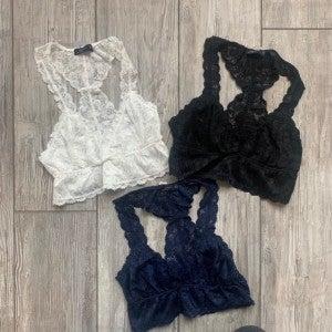 xl xxl lace Bralettes