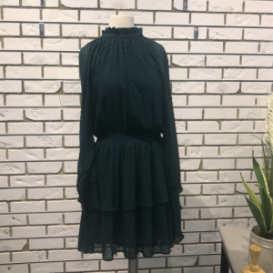 Emerald Dress *Final Sale*