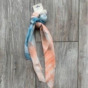 Tie Dye hair Scarf