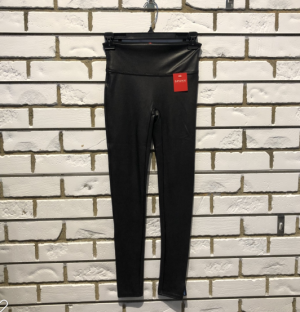 Faux Leather Spanx