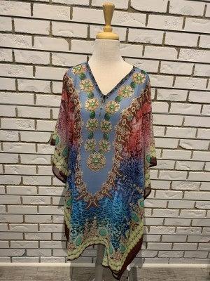 Morgan Pink Kimono *Final Sale*