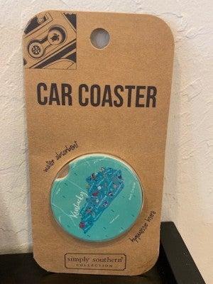 KY Car Coaster