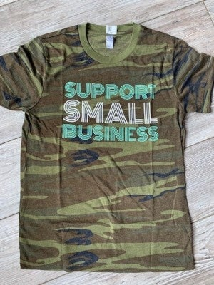 Shop Small Business Tee