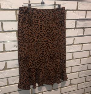 Cheetah Skirt *Final Sale*