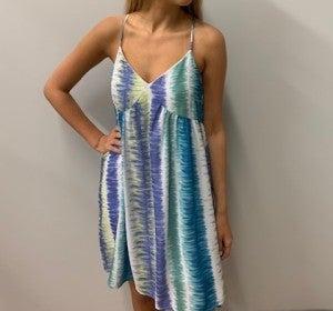 Cool Tie-Dye Dress