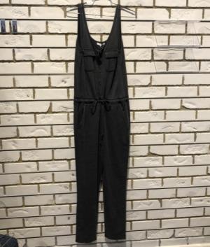 Z Gray Jumpsuit *Final Sale*