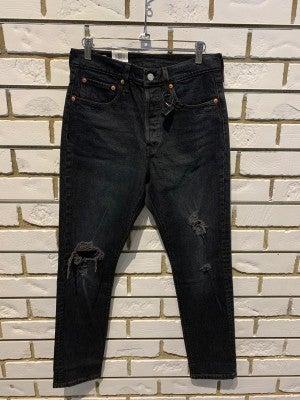 501 Skinny Black *Final Sale*