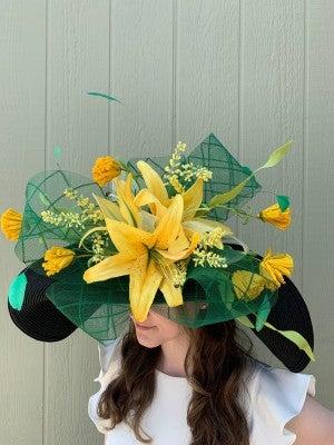 Marie Hat *Final Sale*