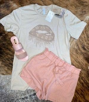 Blush ya Shorts
