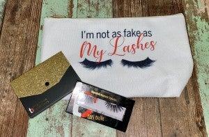 Tori Belle Makeup Bags