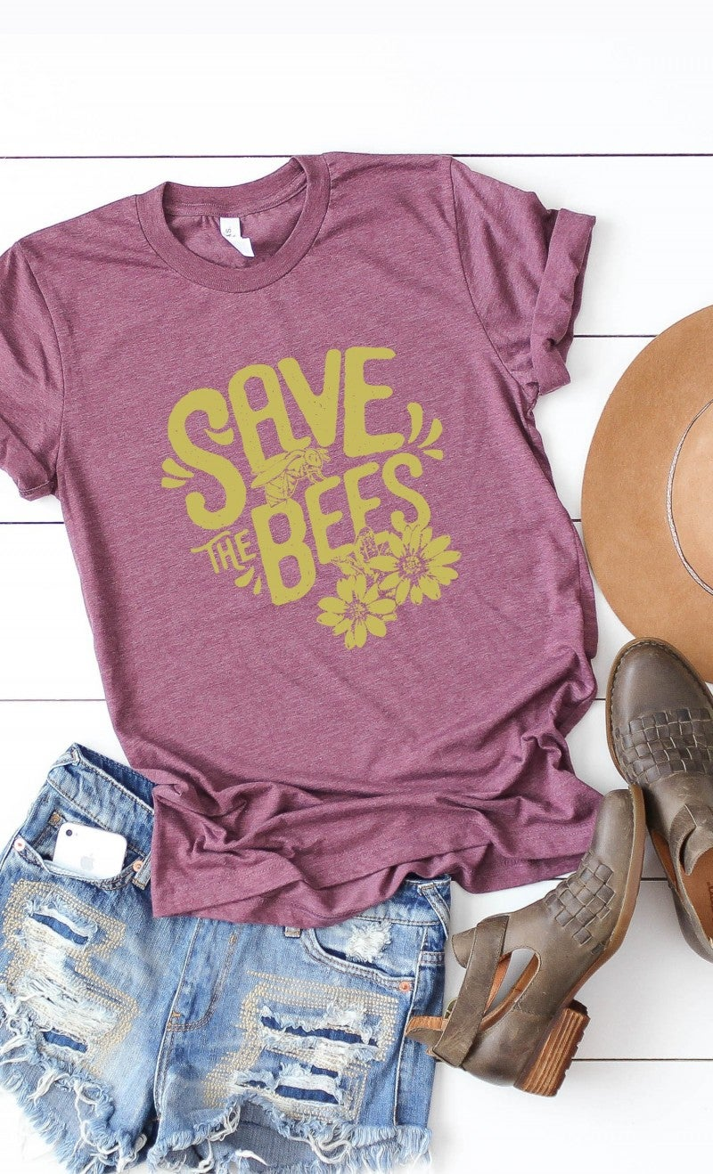 Save the Bee Tee
