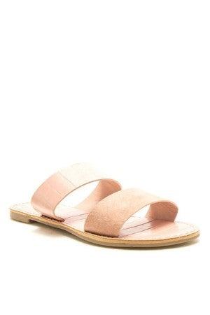 Blush Me Sandal