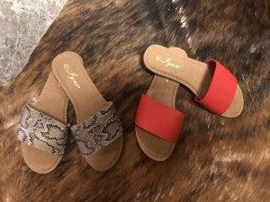 Slip-n-slides Shoes