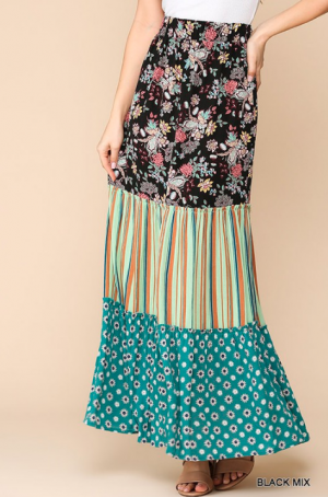 Maxi Skirt ~ Jill