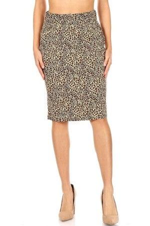 Twill Skirt ~ Rhonda