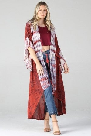 Long Cardigan ~ Jodie