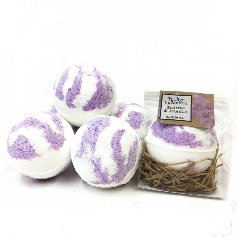 Fizzy Bath Bomb - Saints & Angels
