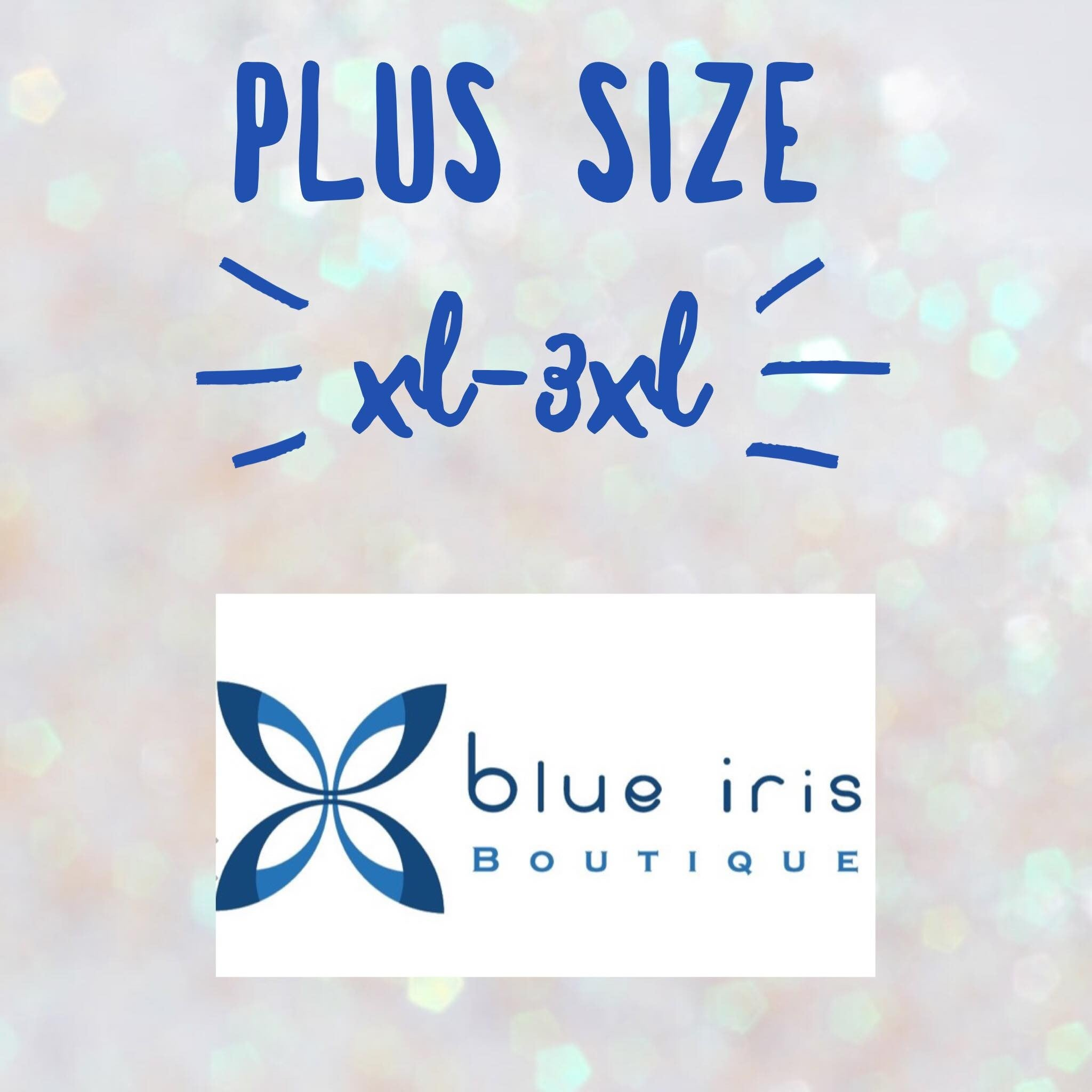 Plus size XL-3XL