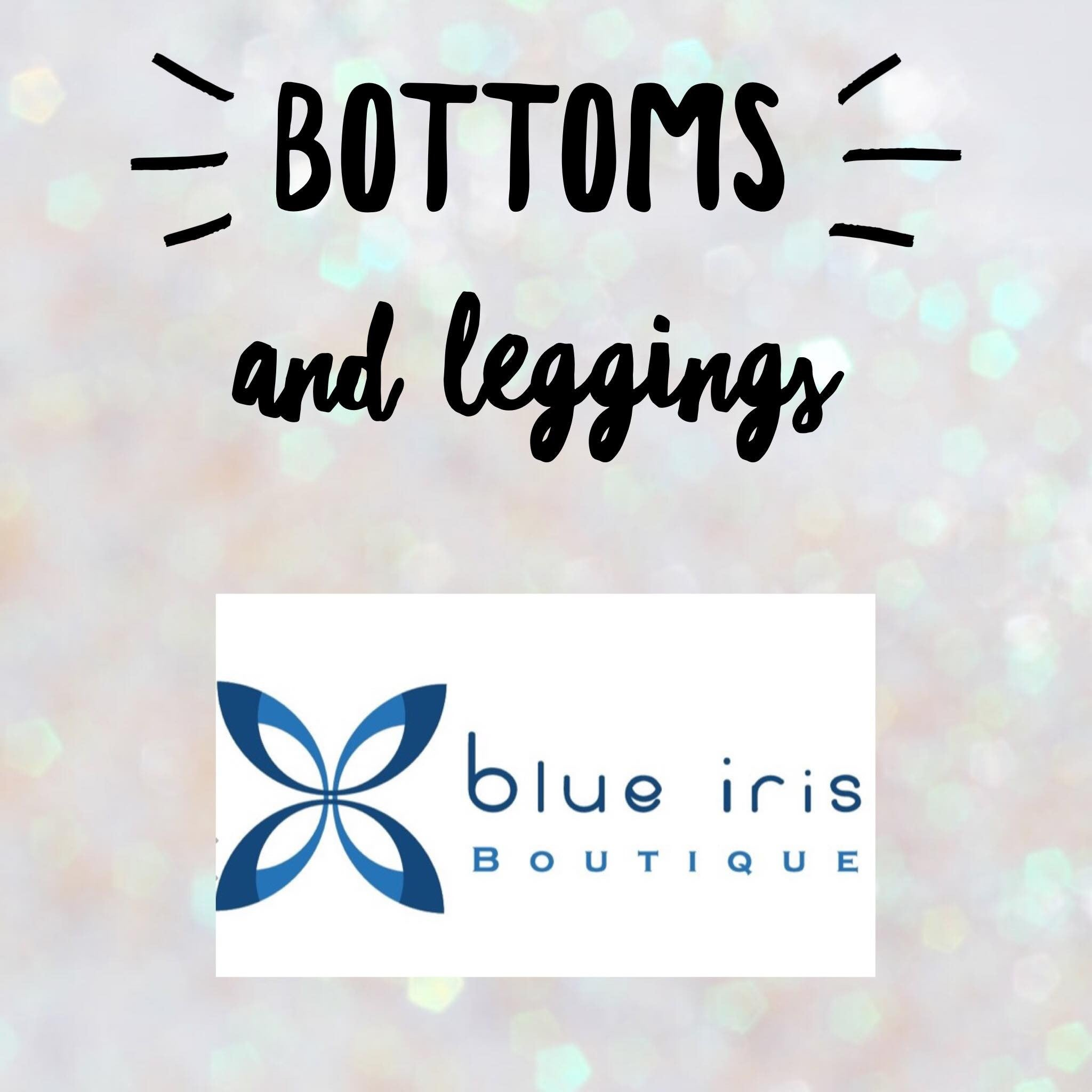 Bottoms and Leggings