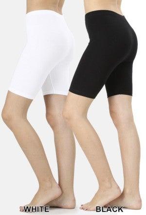 Cotton Bike Shorts *Final Sale*