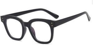 Black Rim Blue Light Blocking Glasses