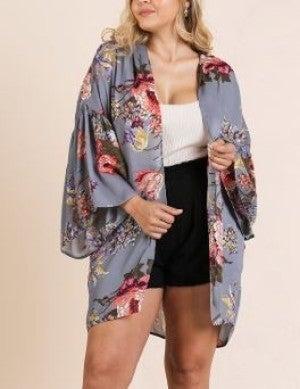 Grayson Curvy Kimono