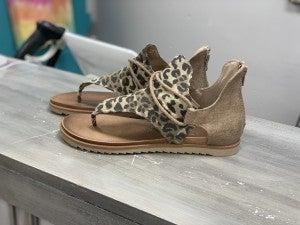 Prima Cheetah Sandals