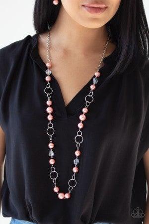 Prized Pearls - Orange