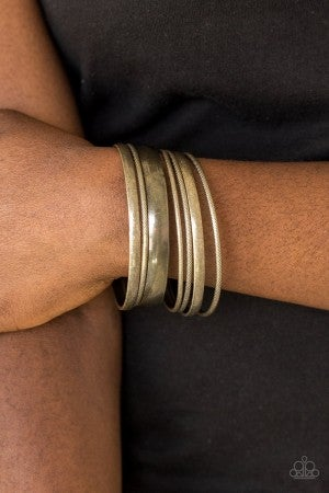 Sahara Shimmer - Brass