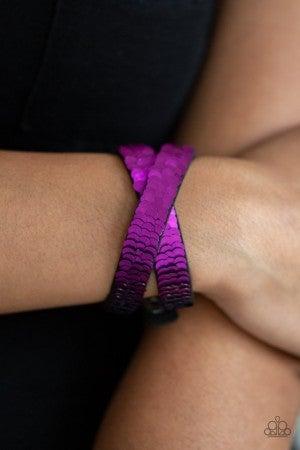 Under The SEQUINS - Purple