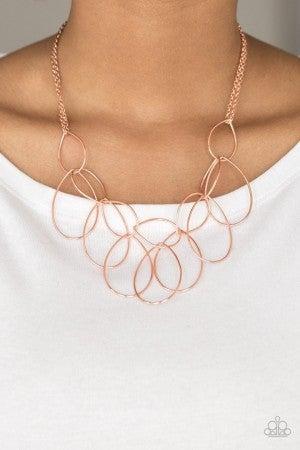 Top-TEAR Fashion - Copper