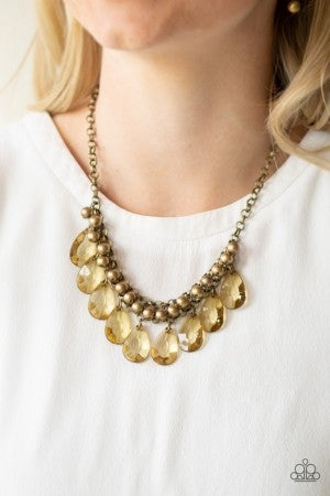 Fashionista Flair - Necklace