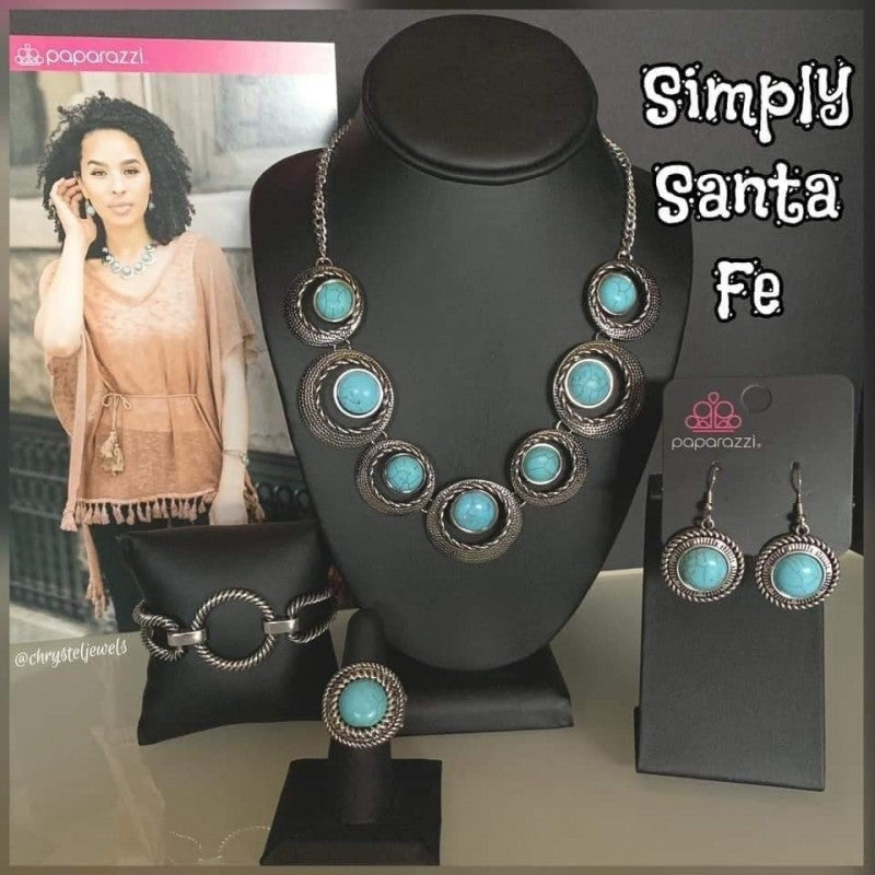 August Fashion Fix Simply Santa Fe