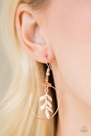 Branching Into Boho - Rose Gold