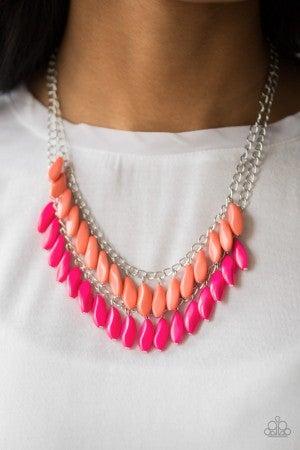 Beaded Boardwalk - Pink