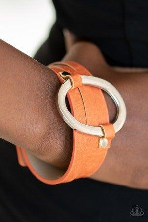 Cowgirl Cavalier - Orange
