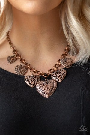 Love Lockets - Copper