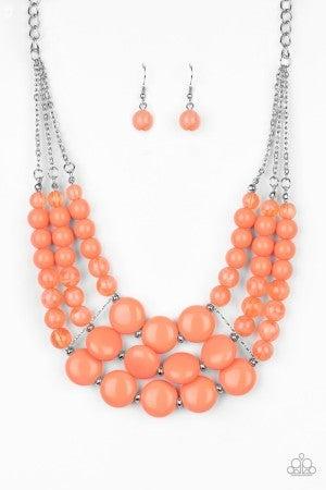 Flirtatiously Fruity - Orange