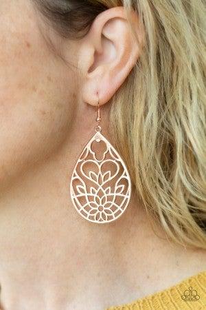 Lovely Lotus - Copper