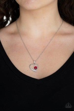 Heart Full of Love - Red
