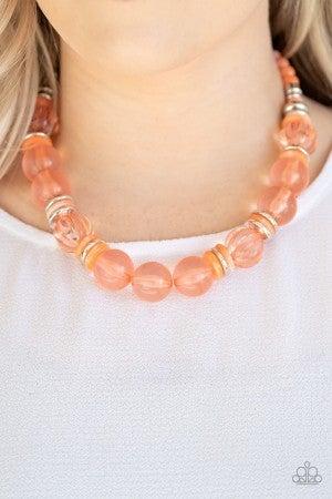 Bubbly Beauty - Orange