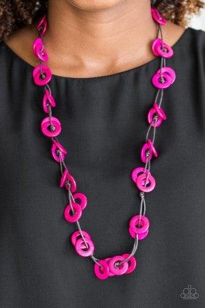 Waikiki Winds - Pink