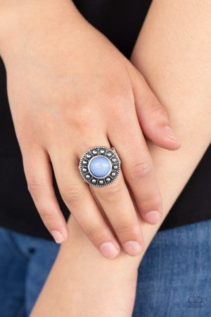 Treasure Chest Shimmer - Blue
