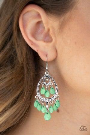 Gorgeously Genie - Green
