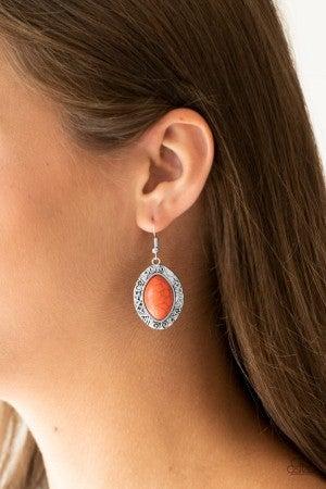 Aztec Horizons - Orange