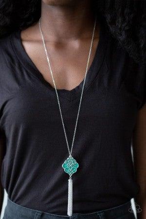 Malibu Mandala - Green