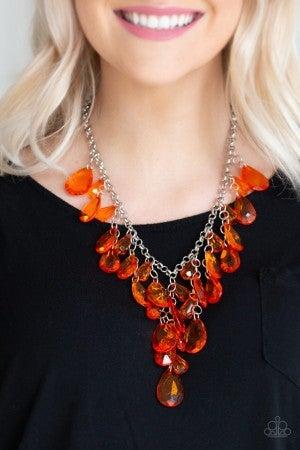 Irresistible Iridescence - Orange
