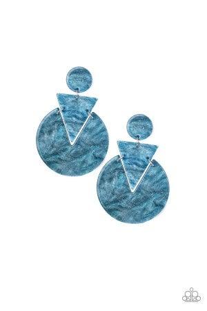Head Under WATERCOLORS - Blue