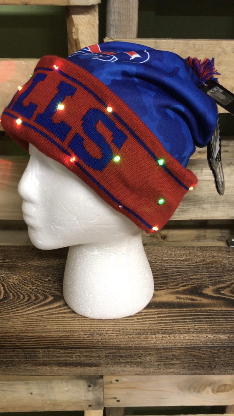 Buffalo Bills Light Up Hat