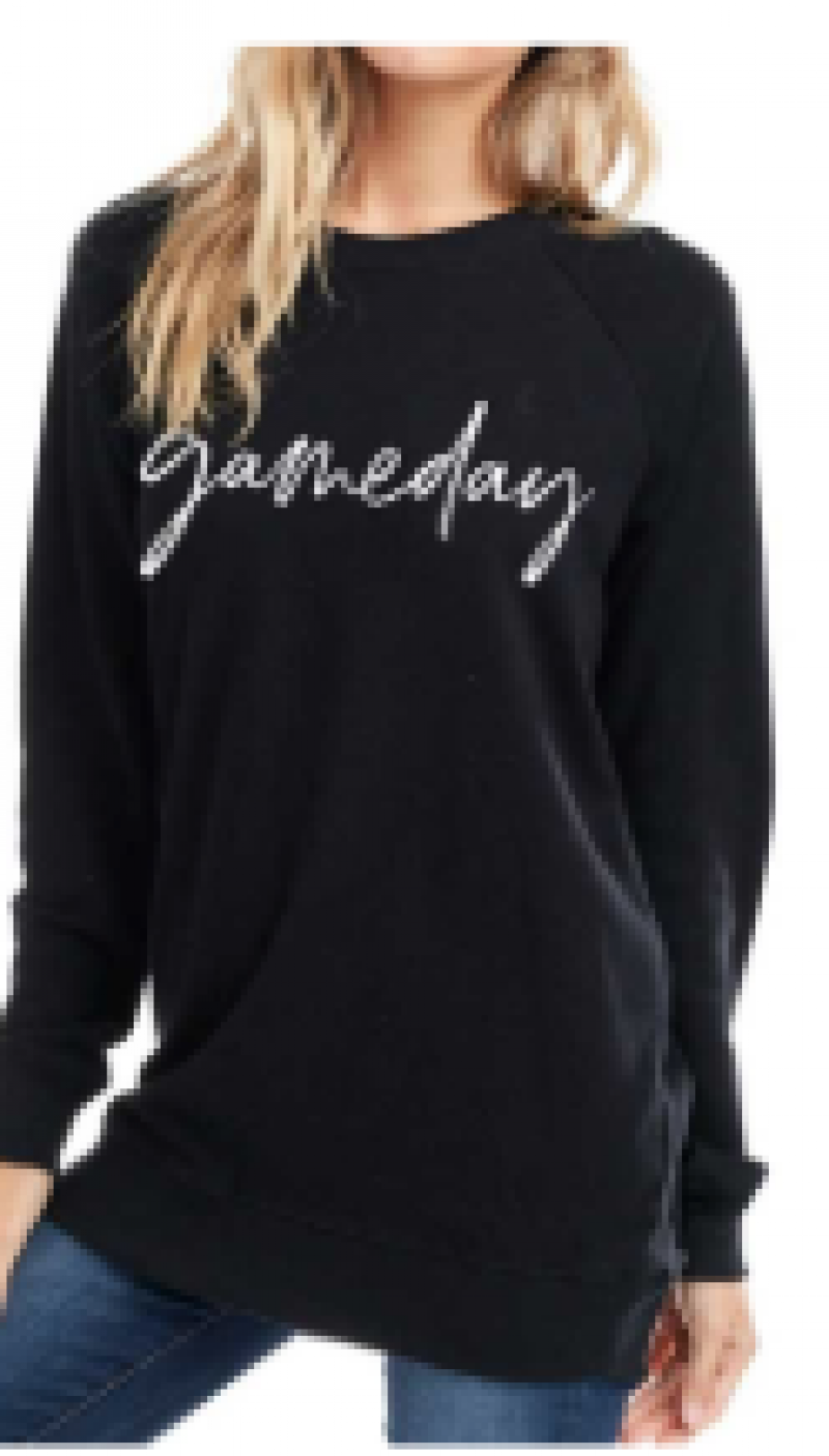 Game Day French Terry Sweatshirt